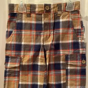 Old Navy Boy's Plaid Shorts
